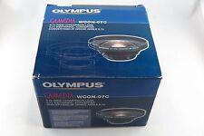 OLYMPUS WCON-07C WIDE CONVERTER PER C5060-C7070