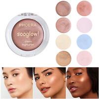PHOERA Face Brighten Highlighter Cream Liquid Illuminator Makeup Shimmer Glow F1
