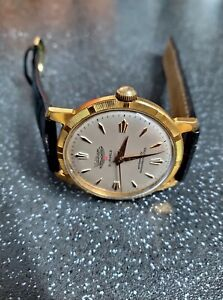 ANTIQUE WALTHAM WATCH LATE 50s A RARE AND COLLECTABLE WATCH