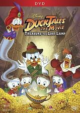 DUCKTALES THE MOVIE TREASURE OF THE LOST LAMP New Sealed DVD Disney Duck Tales