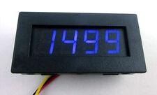 Afficheur vitesse tachymetre 4 digits pour tour, fraiseuse, perceuse...