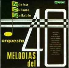New: Orquesta Melodias De: Musica Cubana Bailable  Audio CD