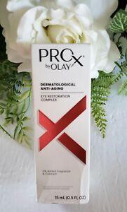 Olay Professional Pro X Eye Restoration Complex Anti-Aging 0.5 oz/15 ml