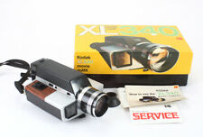KODAK SUPER-8 XL340, 9-21/1.2 EKTAR, BOXED, DEFECTIVE, FOR DISPLAY/cks/195715