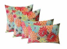Pillow VAGAN Cloth Quality Printed Design 2 Square and 2 Rectangle Pieces New
