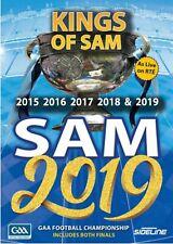 SAM 2019 Dublin 5 in a Row GAA Football Championship DVD Released 08/11/2019