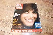 Bild und Funk Nr.40/1971 TB Dunja Rajter ,Reinhard Mey,Robert Wagner