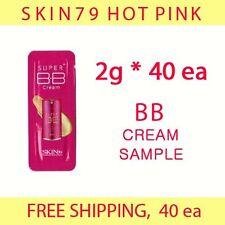 SKIN79 Hot Pink BB Cream Sample 80g (2g*40ea) - null fair light (20g x4)