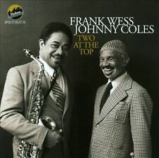 Frank Wess/Johnny Coles - Two at the Top (CD, Nov-2012, 2 Discs, Uptown)