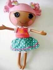 """Lalaloopsy Doll Full Size  12"""" Pink Hair 04-22"""