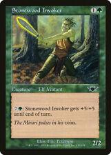 Magic MTG Tradingcard Legions 2003 Stonewood Invoker 139/145
