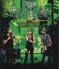 Lady Antebellum - Wheels up Tour DVD Region 2