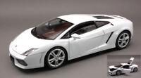 Lamborghini Gallardo Lp 560 2009 White 1:18 Model 0330W WELLY