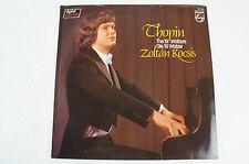 Chopin - Zoltan Kocsis - 19 Walzer Digital 6514280 Philips Schallplatte LP 31