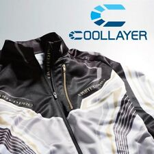 SHIMANO WICKTEX COOL Full Zip Shirt LIMITED PRO SH-151R WHITE M/L/LL Japan NEW