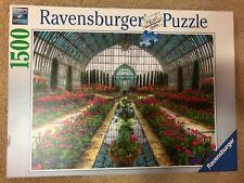 Ravensburger 1500 piece puzzle Garten Jardin, Marjorie McNeely Conserv. St. Paul
