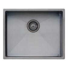 Spectra Single Bowl Sink (Gun Metal) Oliveri CS01GM