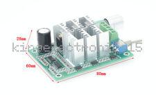 Bldc Dc 5v 36v Three Phase Sensorless Brushless Motor Speed Controller Fan Drive