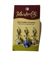 Cat Bell For Collar Loud Bell kitten Saves Birds Wildlife pack of 3 whisker city