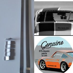 Porsche R / ST / RSR  - 911 front window straps