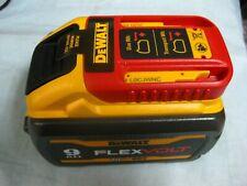 New Other! DEWALT DCB609 20V 60V MAX FLEXVOLT 9.0 Ah Power Tool Battery