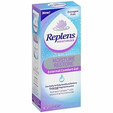 Replens Moistture Restore External Comfort Gel 1.5oz Each