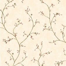 Felicia Rose Star Berry Vine Wallpaper FREE SHIPPING