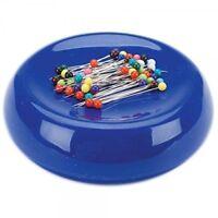 Blue Feather 1132 Grabbit Magnetic Pincushion-Blue