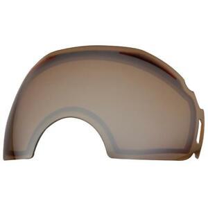 Oakley 01-357 Airbrake Replacement Goggle Lens Black Iridium Snow Ski Snowboard