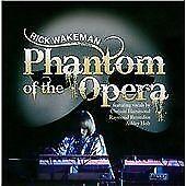 Rick Wakeman - Phantom of the Opera (2010)  CD  NEW/SEALED  SPEEDYPOST