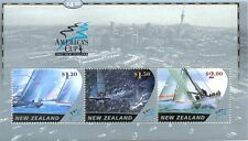 New Zealand-Americas Cup Sailing min sheet mnh(2541)
