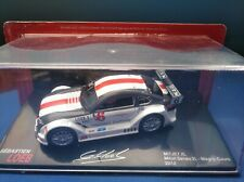 Coche Mitjet 2L Magny Cours 2012 de Loeb, Altaya 1:43