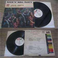 JOHN SMITH & THE NEW SOUND - Rock'N'Roll Party Rare French LP Psych Garage 67'