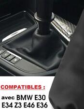 BMW soufflet couverture pommeau levier vitesse E34 E36 E46 E21 E30 Z3 SERIE 3