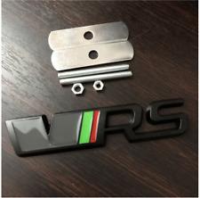 3D Metalllegierung Auto Auto VRS Grille Emblem Kofferraum Aufkleber für Skoda