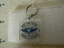 KEY-RING SLEUTELHANGER ROYAL FLYING DOCTOR SERVICE OF AUSTRALIA 40 MM