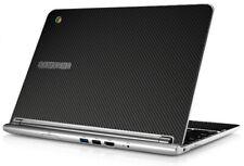LidStyles Carbon Fiber Laptop Skin Protector Samsung Chromebook Pro XE510C24