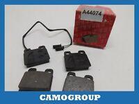 Pills Rear Brake Pads Pad ALFA ROMEO 75 90 Alfetta