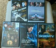 Minority Report (Widescreen Two-Disc Special Edition), A.I., Serenity, Iron Man2