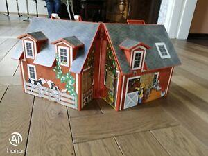 Mitnehmhaus von Playmobil Haus 4142 Bauernhof