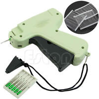 "Hot Clothes Garment Price Label Tagging Tag Gun 3""1000 Barbs + 5 Needles"