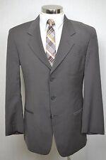 (40R) Mani by Armani Men's Green Wool Classic Fit Sport Coat Blazer Jacket