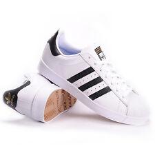 Adidas Superstar Vulc ADV (White/Core Black/White) Men's Skate Shoes