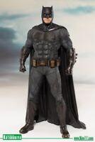 2017 DC KOTOBUKIYA ARTFX+ JUSTICE LEAGUE MOVIE BATMAN 1/10 SCALE STATUE MIB NEW