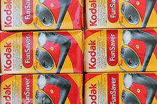 Kodak jetable Mariage Lot 6 appareils pellicule argentique 400 flash top qualité