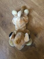 Disney Lion King Simba Plush Soft Toy