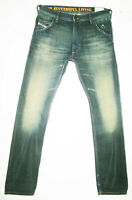 *HOT Men's DIESEL @ KROOLEY Art 8X1 - Slim CARROT DARK Jeans 30 x 32 (Fit 30x33)