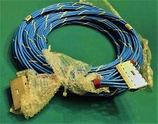 CAT 6A  UTP Network Connector Cable 35 FT PANDUIT QUICKNET STP QEPBCLCLXX35
