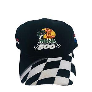 2003 Bass Pro Shops MBNA 500 Strapback Hat NASCAR