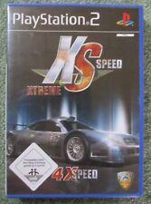 Play Station 2 von Sony Spiel Xtreme Speed